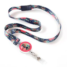Tapestry Ribbon Lanyard