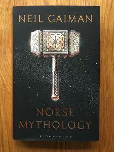 neil gaiman norse mythology pdf