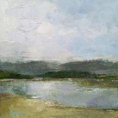 Lee Brooks, 'Gone Fishin', Oil on Canvas, 24x24 - Anne Irwin Fine Art