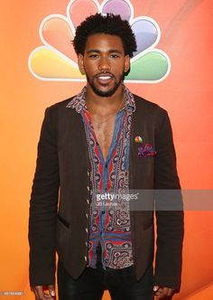 Brandon Smith Attends The Nbcuniversal 2015 Press Tour At The Langham Press Tour Good Looking Men Attractive People