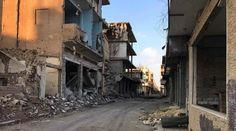 Hai binh sĩ Nga chết trong một vụ nã pháo ở Syria - tin the gioi