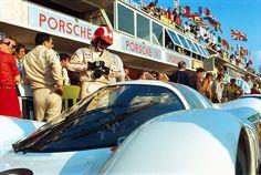 Porsche 908 1968 LeMans