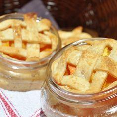 Peach Pie in a Jar Recipe