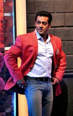 Image result for salman khan red
