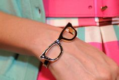 Kate Spade New York's 20th Anniversary Collection #Eye #Glasses #Bracelet