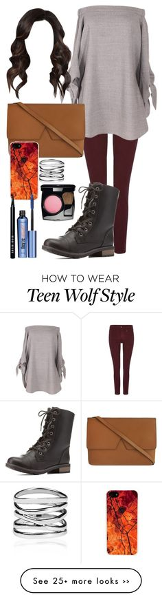 """Teen Wolf- Kira Yukimura Inspired Shopping Outfit"" by lili-c on Polyvore"