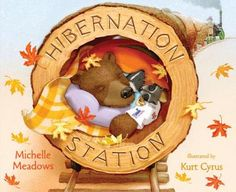 Rhyming text and pictures introduce the reader to a variety of animals as they try to snuggle in to sleep.