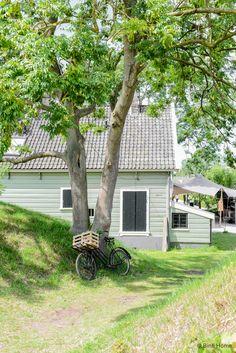 Paviljoen Puur outdoor inspiration bike Binti