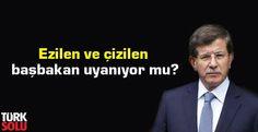 EZİLEN VE ÇİZİLEN BAŞBAKAN UYANIYOR MU?  Ezilen ve çizilen Başbakanımız ile Kaçak Saray'da mukim Cumhurbaşkanı arasında pek de hoş olmayan bir ilişki gözlemleniyor.  https://www.facebook.com/turksolugazetesi  #gundem #haber #yeni #siyaset #politika #başbakan