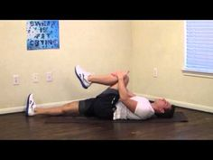 ▶ Lower Back Stretches - HASfit Low Back Stretch - Lower Back Pain Exercises - Ache - Stretching - YouTube