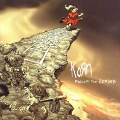 Korn Follow The Leader on 180g Import Vinyl 2LP FOLLOW THE LEADER was the third studio album by the Nu Metal band. Originally released in 1998, the album was produced by Steve Thompson and Toby Wright