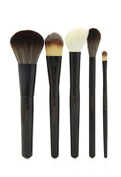 Professional Makeup Brush Set | Forever 21 - 1000150636