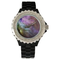 Great Orion Nebula wrist watch