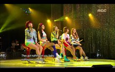 Not Bad :)) Wonder Girls - Nothing On You, 원더걸스 - Nothing On You, Beautiful Concert ...
