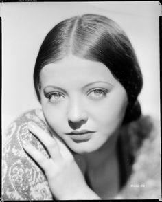 Sylvia Sidney; photo by Eugene Robert Richee