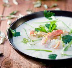 crevette thaï