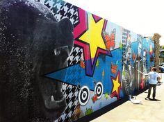 Love this graffiti art!