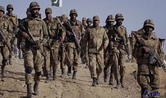 Pakistan says terrorists from Afghanistan attacked border…