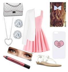 """""""Untitled #57"""" by mariannaok ❤ liked on Polyvore featuring Topshop, Blowfish, Bense Bags, Kobelli, LORAC and Urban Decay"""