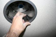 Install Recessed Lights - DIY