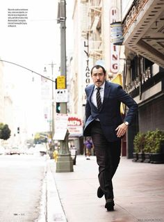 Demián Bichir para Esquire México Diciembre 2015 - Male Fashion Trends