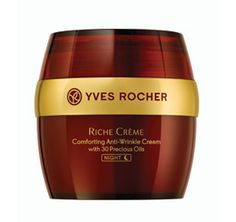 Yves Rocher Riche Creme Comforting Anti-Wrinkle Cream
