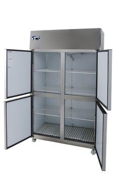 Refrigerador Vertical na Indusfrio - Cozinhas Profissionais