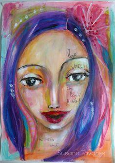 Susana Tavares: Look within...