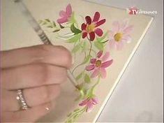 Pintura em Fraldas – Borboletas