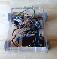 Picture of Arduino Android Bluetooth Car