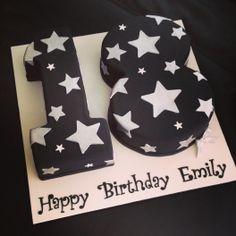 Number 18 18th cake  https://www.djpeter.co.za