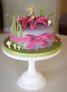 Tinkerbell Cake on Cake Central
