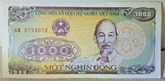 1000 Dong Vietnam 1988 Banknotes UNC Socialist Republic Of Vietnam Banknote, Bratislava, Vietnam, Ebay