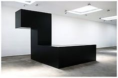 Night 1962 Steel, painted black 144 x 144 x 192 inches; 366 x 366 x 488 cm