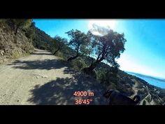 (3) Virtual Run  11K 8 kph Saint Tropez FRANCE - YouTube