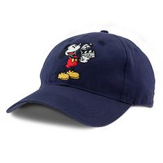 A ball cap made just for me!
