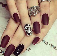 #NailArt #Jewels #Rhinestones #Diamonds