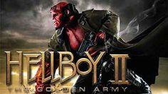 Hellboy II: Les Légions d'or maudites est un film germano-américain réalisé par Guillermo del Toro, sorti en 2008. Avec Ron Perlman, Luke Goss, Selma Blair
