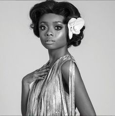 Skai Jackson, is probably one of the most amazing fourteen-year-old's on record today. Jackson has been in the industry since she was a baby and has morphe