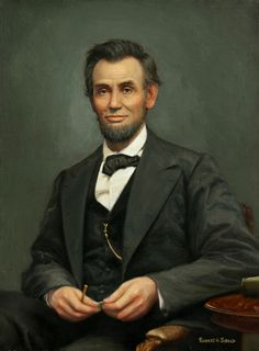 President Lincoln by Robert H. Sibold