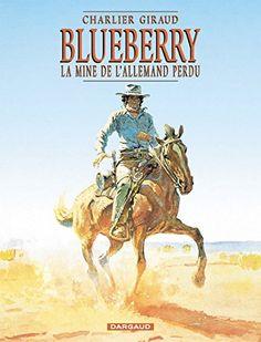 Blueberry, tome 11 : La Mine de l'Allemand perdu de Jean Giraud http://www.amazon.fr/dp/2205043390/ref=cm_sw_r_pi_dp_gYDUvb0HMTWEP