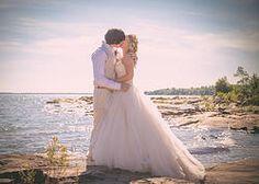 Daniel and Terri Lynn - St. Joseph island