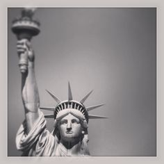 Statue of Liberty - Freiheitsstatue