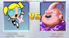 Bubbles The Powerpuff Girl And Darth Vader VS Majin Buu And Deadpool In A MUGEN Match / Battle This video showcases Gameplay of Darth Vader The Sith Lord From The Star Wars Series And Bubbles The Powerpuff Girl From The Powerpuff Girls Series VS Majin Buu From The Dragon Ball Z Series And Deadpool In A MUGEN Match / Battle / Fight