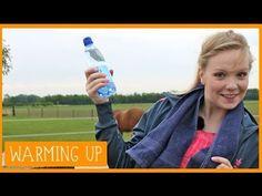 Warming-up paardrijden | PaardenpraatTV - YouTube