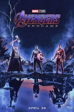 Após Thanos eliminar metade das criaturas vivas, os Vingadores têm de lidar com a perda de amigos e entes queridos. Com Tony Stark vagando perdido no espaço sem água e comida, Steve Rogers e Natasha Romanov lideram a resistência contra o titã louco.