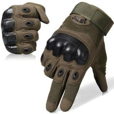 Touch Screen Tactical Gloves Military Army Paintball Shooting Airsoft Combat AntiSkid Rubber Hard Knuckle Full Finger Gloves Color Black Gloves Size S - Real Time - Diet, Exercise, Fitness, Finance You for Healthy articles ideas Paintball, Tactical Gloves, Tactical Gear, Hunting Gloves, Hunting Gear, Army Gears, Protective Gloves, Motorcycle Gloves, Driving Gloves