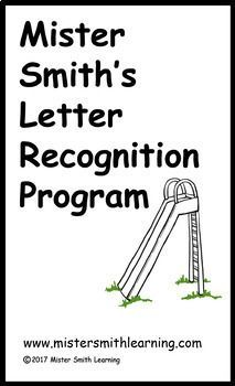Start With Letter Recognition Products And Move Towards Putting