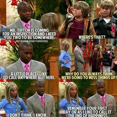 The Suite Life of Zack & Cody !