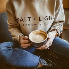 Christian Girls, Christian Apparel, Christian Clothing Brands, Christian Hoodies, Christian Quotes, Salt And Light, Light Of The World, Poses, Cute Shirts
